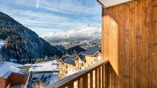 Vacances en montagne Résidence la Turra - Valfréjus - Balcon