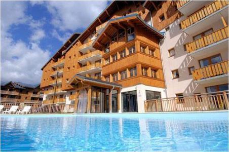 Location au ski Residence La Turra - Valfréjus - Extérieur été