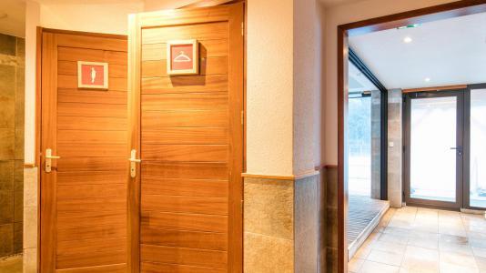 Holiday in mountain resort Résidence la Turra - Valfréjus - Sauna
