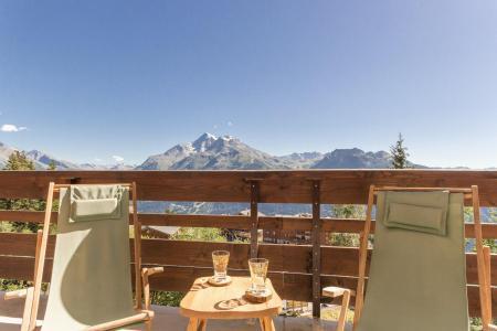Holiday in mountain resort 2 room apartment sleeping corner 6 people (310) - Résidence la Vanoise - La Rosière