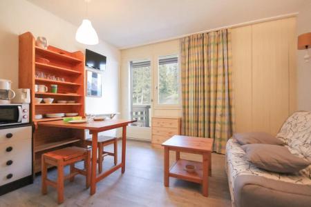 Holiday in mountain resort Studio sleeping corner 4 people (628) - Résidence la Vanoise - La Rosière