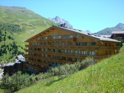 Location Méribel : Résidence la Vanoise été