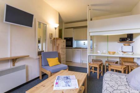 Holiday in mountain resort 2 room apartment 5 people (624) - Résidence la Vanoise - La Rosière
