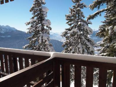 Holiday in mountain resort 2 room apartment 5 people (406) - Résidence la Vanoise - La Rosière
