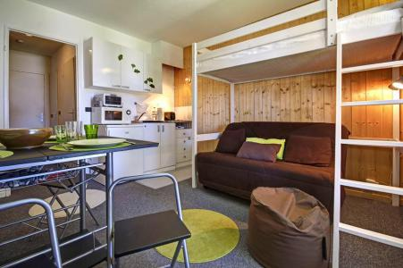 Holiday in mountain resort Studio 3 people (23) - Résidence la Vanoise - La Rosière - Accommodation