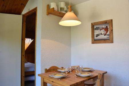 Vacances en montagne Appartement 2 pièces 4 personnes (B2) - Résidence la Vizelle - Méribel
