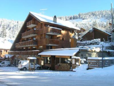 Vacances en montagne Résidence la Vizelle - Méribel