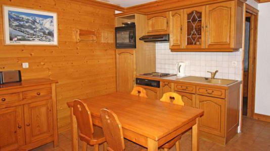 Vacances en montagne Appartement 3 pièces 4 personnes (2) - Résidence la Voute - Saint Martin de Belleville - Coin repas