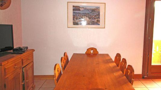 Vacances en montagne Appartement duplex 4 pièces 6 personnes (3) - Résidence la Voute - Saint Martin de Belleville - Table