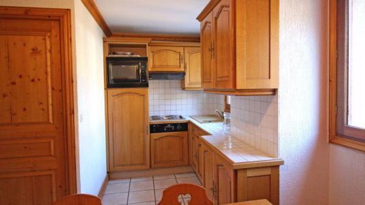 Vacances en montagne Appartement duplex 4 pièces 8 personnes (4) - Résidence la Voute - Saint Martin de Belleville - Cuisine ouverte