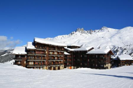 Vacances en montagne Résidence Lac Blanc - Méribel-Mottaret