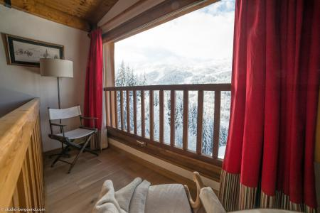 Holiday in mountain resort 3 room mezzanine apartment 8 people (22) - Résidence Lac Noir - Méribel