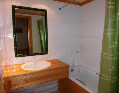 Vacances en montagne Appartement 4 pièces 8 personnes (09) - Résidence Lachat - Méribel