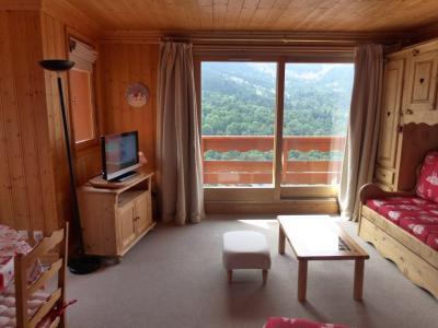 Vacances en montagne Appartement 2 pièces 4 personnes (14) - Résidence Lachat - Méribel - Séjour