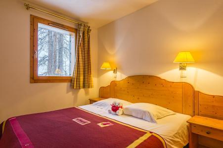 Vacances en montagne Résidence Lagrange Aspen - La Plagne - Chambre