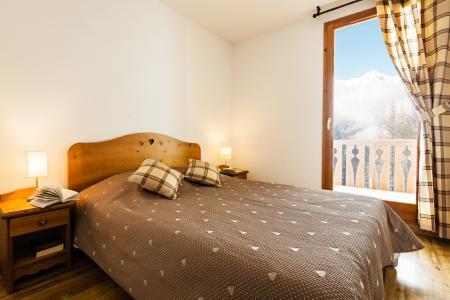 Vacances en montagne Résidence Lagrange l'Arollaie - Peisey-Vallandry - Chambre
