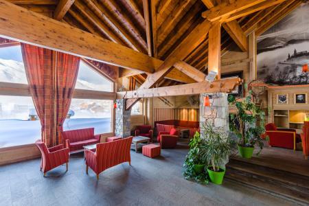 Vacances en montagne Résidence Lagrange l'Ecrin des Sybelles - La Toussuire - Réception