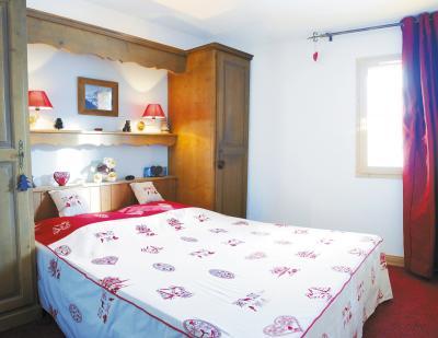 Vacances en montagne Résidence Lagrange l'Ecrin des Sybelles - La Toussuire - Chambre