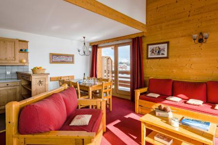 Vacances en montagne Résidence Lagrange l'Ecrin des Sybelles - La Toussuire - Coin séjour