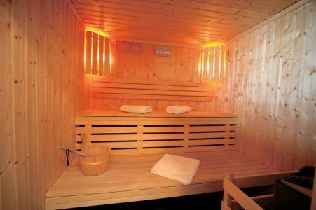 Vacances en montagne Résidence Lagrange l'Ecrin des Sybelles - La Toussuire - Sauna
