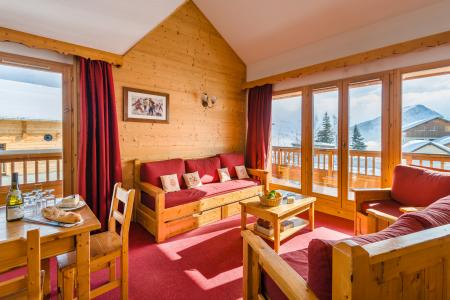 Vacances en montagne Résidence Lagrange l'Ecrin des Sybelles - La Toussuire - Séjour