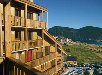 Location au ski Residence Lagrange L'oree Des Cimes - Les Angles - Extérieur été