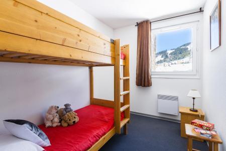 Vacances en montagne Résidence Lagrange l'Orée des Cimes - Les Angles - Lits superposés