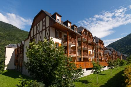 Rent in ski resort Résidence Lagrange le Belvédère - Luchon-Superbagnères - Summer outside