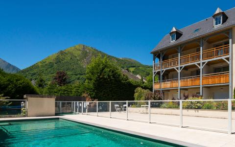Summer accommodation Résidence Lagrange le Clos Saint Hilaire