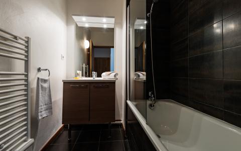 Vacances en montagne Résidence Lagrange le Clos Saint Hilaire - Saint Lary Soulan - Salle de bains