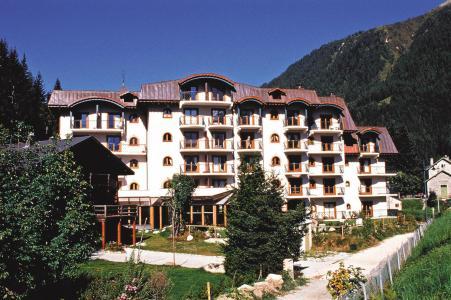 Location Chamonix : Résidence Lagrange le Cristal d'Argentière été