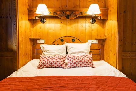 Vacances en montagne Résidence Lagrange le Cristal d'Argentière - Chamonix - Chambre