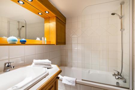 Vacances en montagne Résidence Lagrange le Cristal d'Argentière - Chamonix - Salle de bains