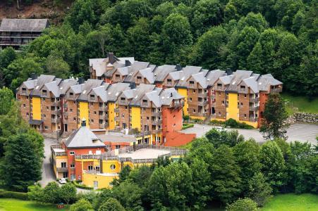 Location au ski Résidence Lagrange le Domaine des 100 Lacs - Cauterets - Extérieur été