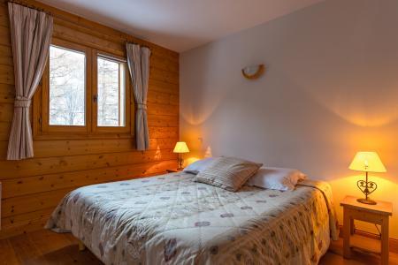 Vacances en montagne Résidence Lagrange le Hameau du Rocher Blanc - Serre Chevalier - Chambre