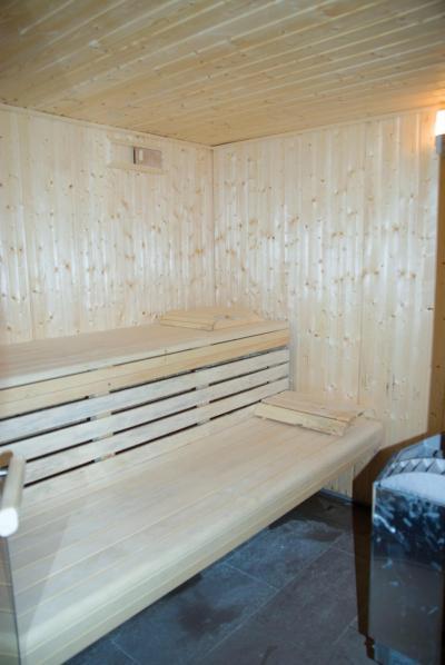 Vacances en montagne Résidence Lagrange le Pic de l'Ours - Font Romeu - Sauna
