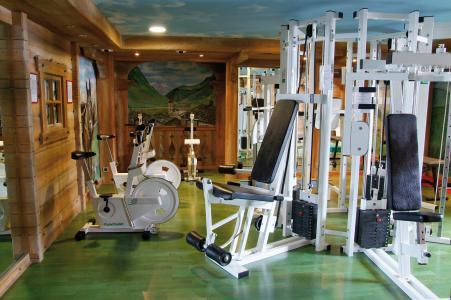 Vacances en montagne Résidence Lagrange le Village des Lapons - Les Saisies - Espace fitness