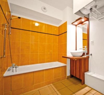 Vacances en montagne Résidence Lagrange les Chalets d'Ax - Ax-Les-Thermes - Salle de bains