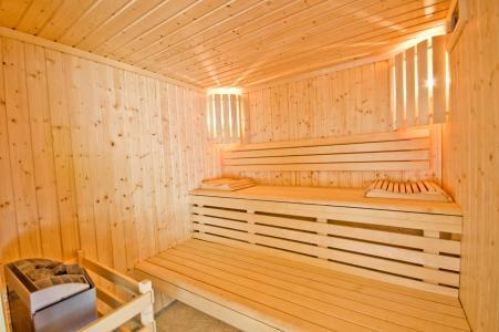 Vacances en montagne Résidence Lagrange les Chalets d'Ax - Ax-Les-Thermes - Sauna