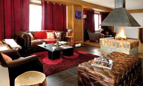 Vacances en montagne Résidence Lagrange les Chalets d'Edelweiss - La Plagne - Réception