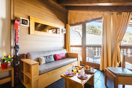 Vacances en montagne Résidence Lagrange les Chalets d'Edelweiss - La Plagne - Banquette