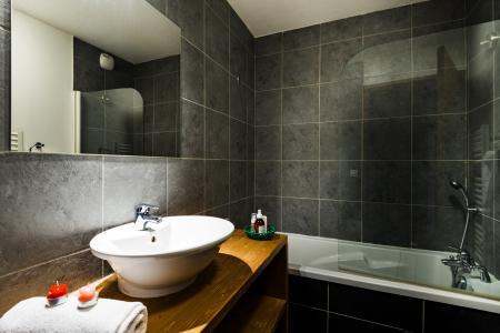 Vacances en montagne Résidence Lagrange les Chalets d'Edelweiss - La Plagne - Salle de bains