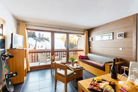 Vacances en montagne Résidence Lagrange les Chalets d'Edelweiss - La Plagne - Séjour