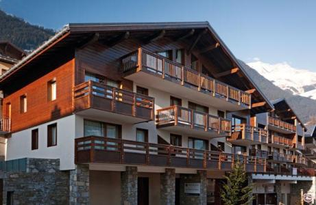 Location au ski Residence Lagrange Les Chalets Du Mont Blanc - Les Saisies - Extérieur été