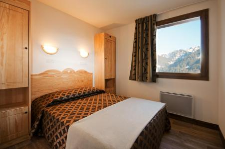 Vacances en montagne Résidence Lagrange les Chalets du Mont Blanc - Les Saisies - Chambre