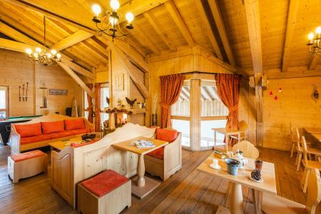 Vacances en montagne Résidence Lagrange les Fermes de Samoëns - Samoëns - Réception