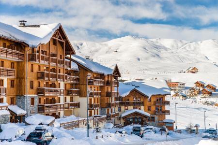 Vacances en montagne Résidence Lagrange les Hauts de Comborcière - La Toussuire