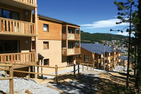 Rent in ski resort Résidence Lagrange Prat de Lis - Les Angles - Summer outside