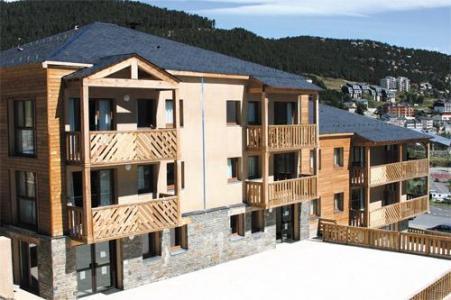 Location au ski Residence Lagrange Prat De Lis - Les Angles - Extérieur été