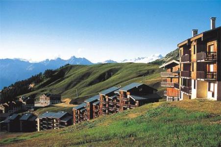 Location au ski Residence Lagrange Vrt - La Plagne - Extérieur été